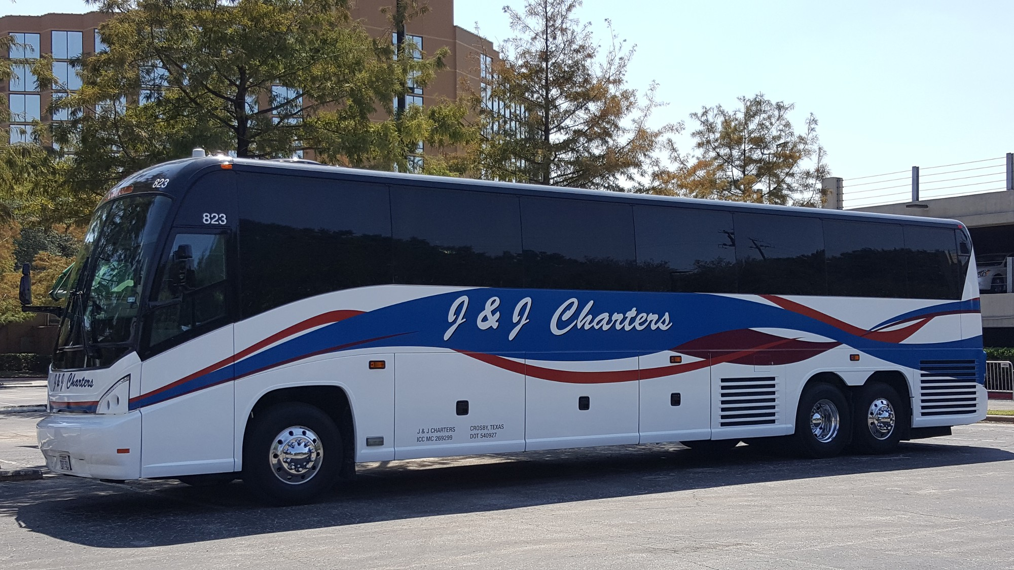 Reliable Motor Coach Rental Services in Houston